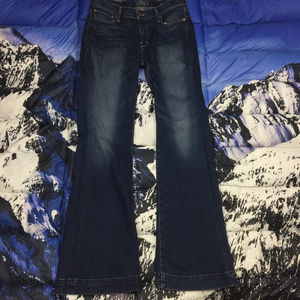 Lucky Brand Brooke Flare Italian Jeans Size 10/30
